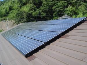 太陽光発電システム 京丹後