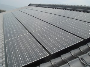 京丹後 太陽光発電システム