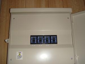 京丹後市 太陽光発電 接続箱