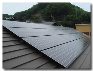 太陽光発電施工事例1007a