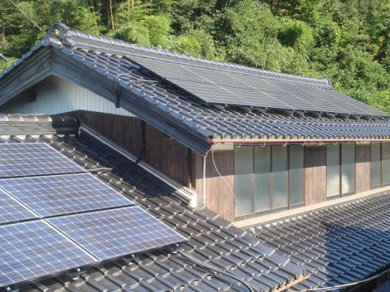 与謝野町 太陽光発電